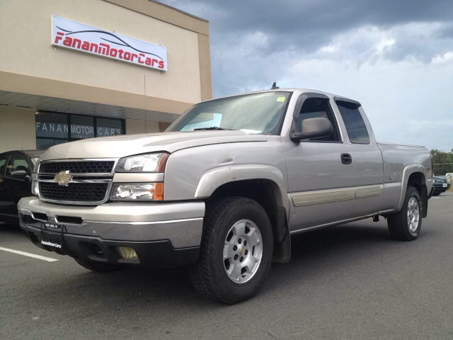 2006 chevrolet silverado 1500 lt1 ext cab long bed 4wd in locust grove va fanan motorcars. Black Bedroom Furniture Sets. Home Design Ideas