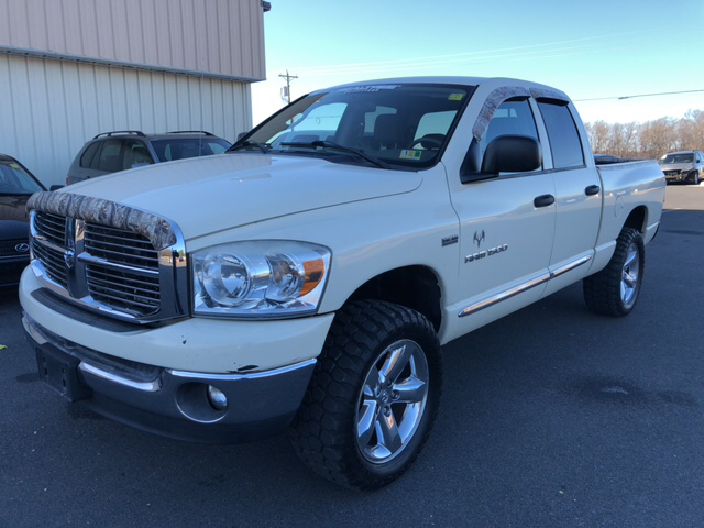 2007 Dodge Ram Pickup 1500 for sale in Locust Grove, VA