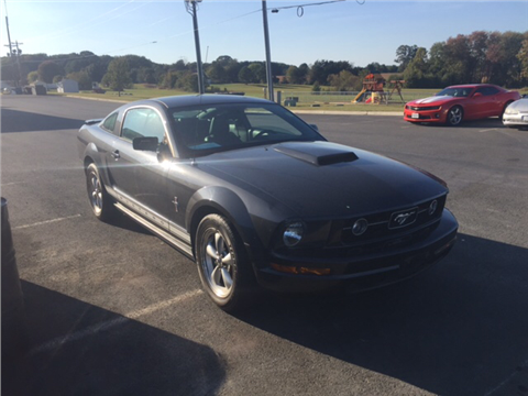 2007 Ford Mustang for sale in Locust Grove, VA