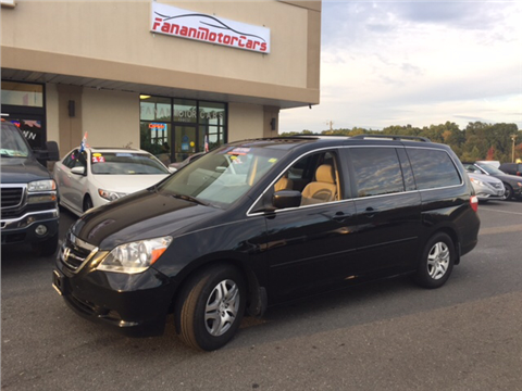 2007 Honda Odyssey for sale in Locust Grove, VA