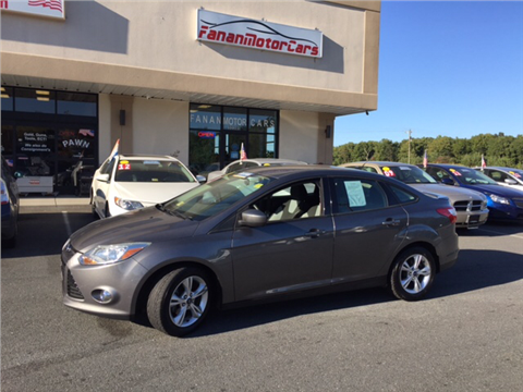 2012 Ford Focus for sale in Locust Grove, VA