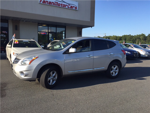 2013 Nissan Rogue for sale in Locust Grove, VA