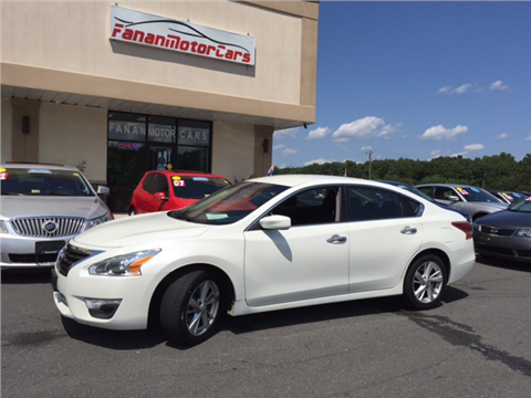 2013 Nissan Altima for sale in Locust Grove, VA