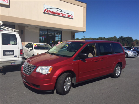 2010 Chrysler Town and Country for sale in Locust Grove, VA