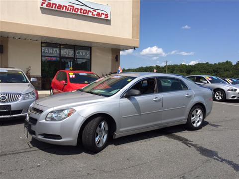 2012 Chevrolet Malibu for sale in Locust Grove, VA