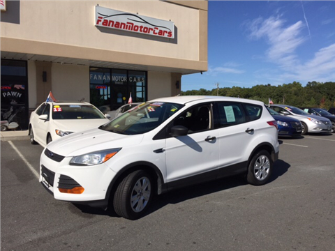 2014 Ford Escape for sale in Locust Grove, VA
