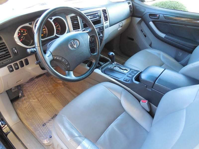 2005 Toyota 4Runner Limited 4WD 4dr SUV - Cartersville GA