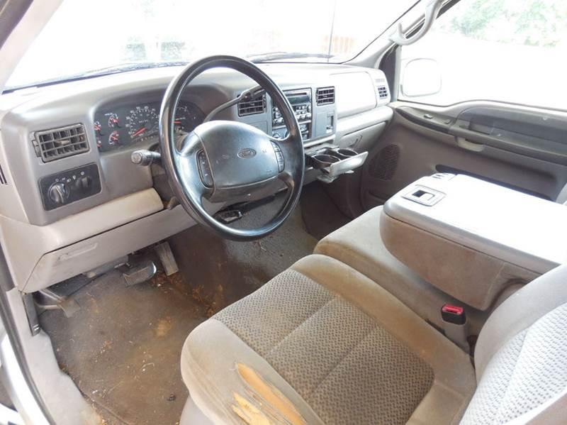 2001 Ford F-250 Super Duty XLT 4dr Crew Cab 4WD SB - Cartersville GA
