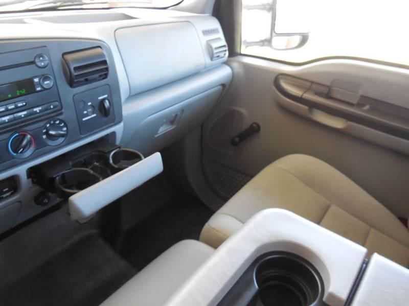 2007 Ford F-250 Super Duty XL 2dr Regular Cab 4WD LB - Cartersville GA