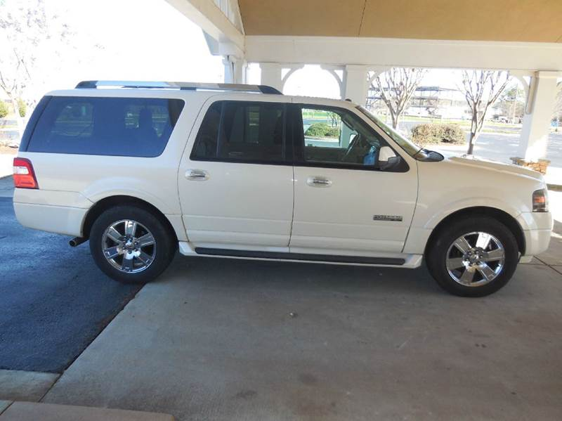 2007 Ford Expedition EL Limited 4dr SUV 4x4 - Cartersville GA