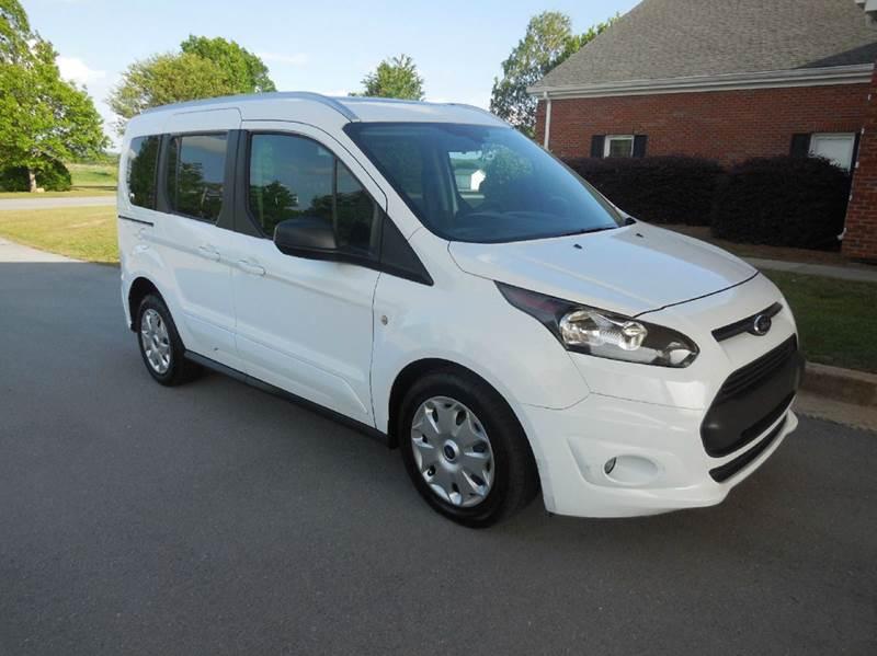 2015 Ford Transit Connect Wagon XLT 4dr SWB Mini-Van w/Rear Liftgate - Cartersville GA