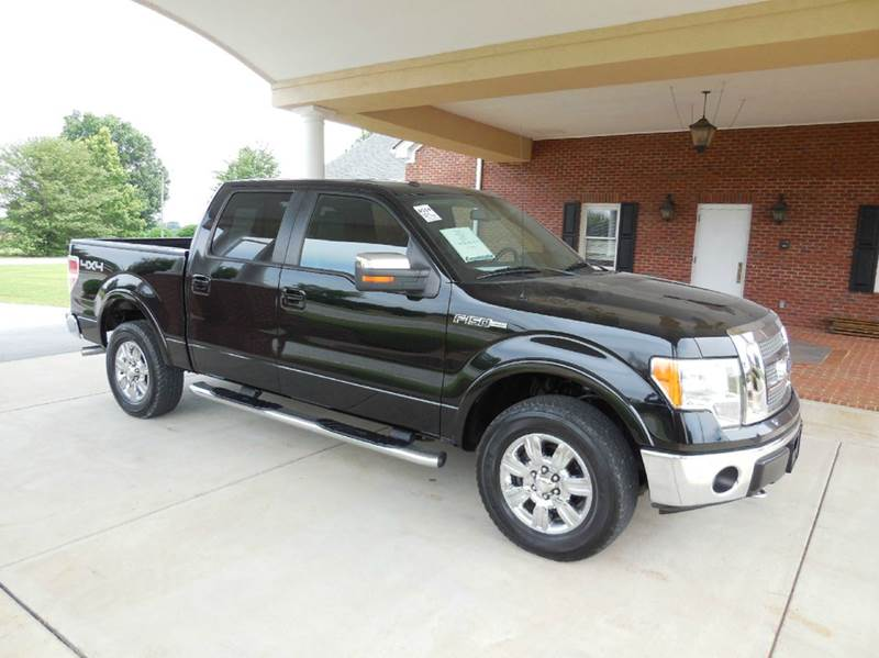 2009 Ford F-150 4x4 Lariat 4dr SuperCrew Styleside 5.5 ft. SB - Cartersville GA
