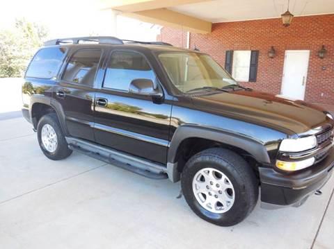 2004 Chevrolet Tahoe for sale in Cartersville, GA
