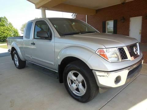 2005 Nissan Frontier for sale in Cartersville, GA