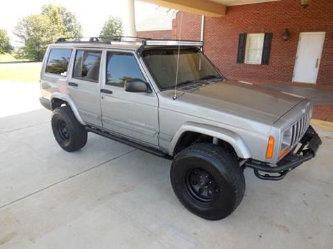 2001 Jeep Cherokee for sale in Cartersville, GA