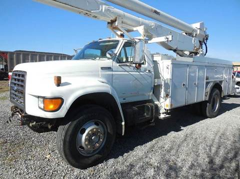 1997 Ford F-800 for sale in Cartersville, GA