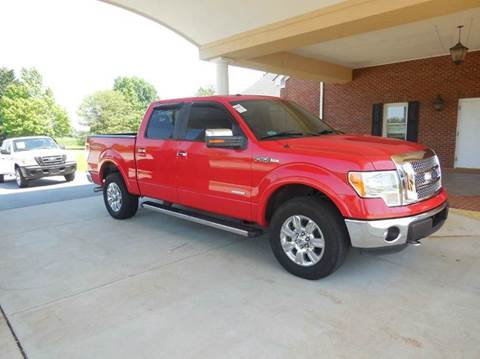 2012 Ford F-150 for sale in Cartersville, GA