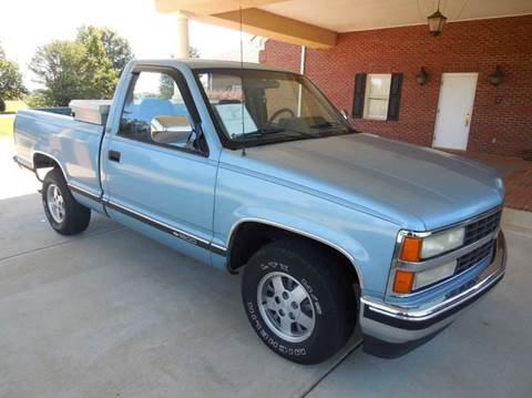 1992 chevrolet c k 1500 series for sale for Tapp motors inc owensboro ky