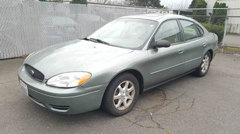 2006 Ford Taurus for sale in Kent, WA