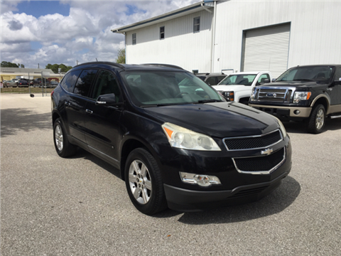 2010 Chevrolet Traverse for sale in North Port, FL