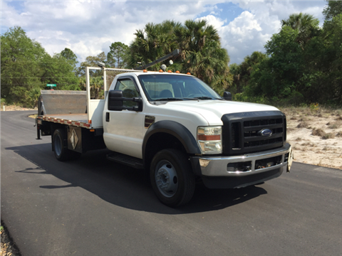 2008 Ford F-450 for sale in North Port, FL
