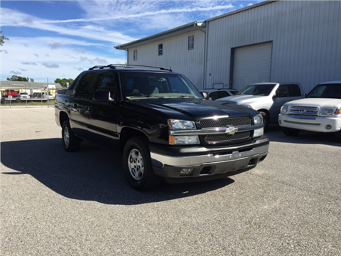 2005 Chevrolet Avalanche for sale in North Port, FL