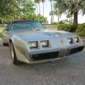 Superb 1979 Pontiac Trans Am For Sale In North Port, FL