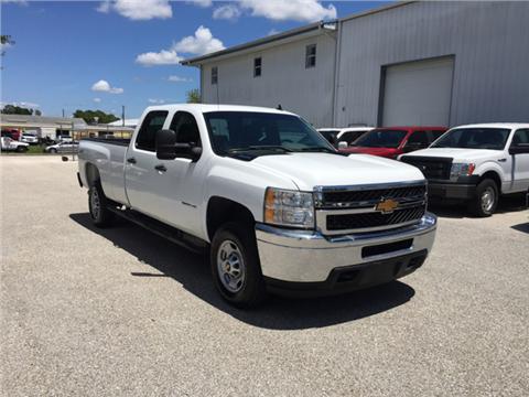 2014 Chevrolet Silverado 2500HD for sale in North Port, FL