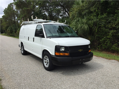 2013 Chevrolet Express Cargo for sale in North Port, FL
