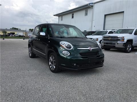 2015 FIAT 500L for sale in North Port, FL
