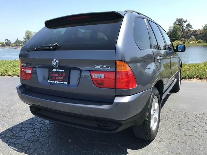 2002 BMW X5 AWD 3.0i 4dr SUV - San Mateo CA