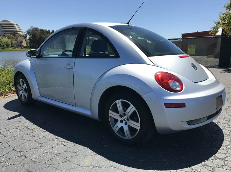 2006 Volkswagen New Beetle 2.5 PZEV 2dr Coupe (2.5L I5 6A) - San Mateo CA