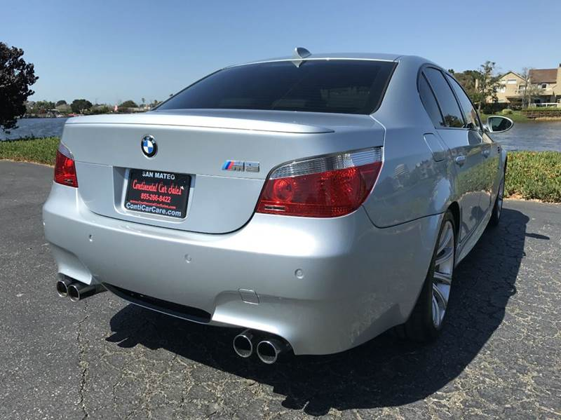 2006 BMW M5 4dr Sedan - San Mateo CA
