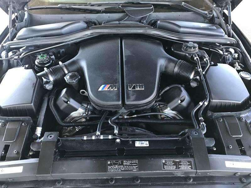 2008 BMW M6 2dr Convertible - San Mateo CA