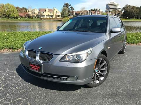 2008 BMW 5 Series for sale in San Mateo, CA