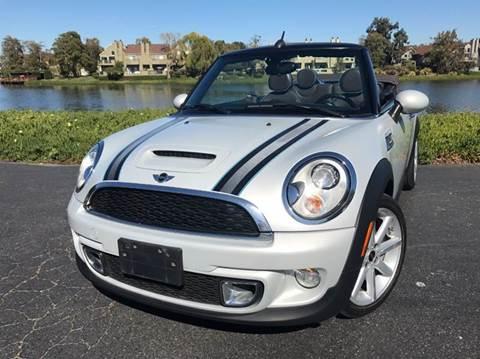 2014 MINI Convertible for sale in San Mateo, CA