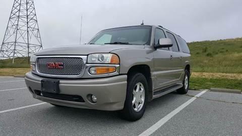 2002 GMC Yukon XL for sale in San Mateo, CA