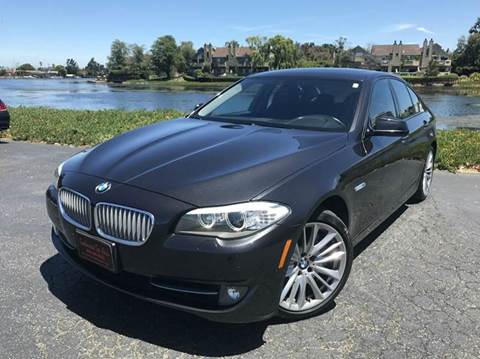 2011 BMW 5 Series for sale in San Mateo, CA