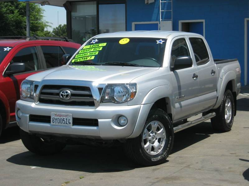2010 toyota tacoma 4x2 prerunner v6 4dr double cab 5 0 ft sb 5a in sacramento ca lugo auto group. Black Bedroom Furniture Sets. Home Design Ideas