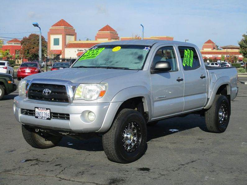 2007 Toyota Tacoma Prerunner V6 >> Main