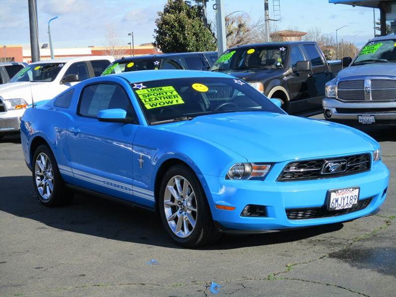 2010 ford mustang v6 2dr coupe in sacramento ca lugo. Black Bedroom Furniture Sets. Home Design Ideas