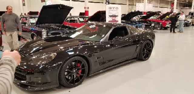 Chevrolet Corvette Z Grand Sport Dr Coupe W Lt Hampstead Nh