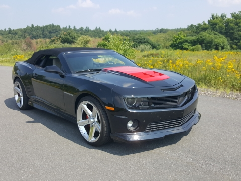 2011 Chevrolet Camaro for sale in Hampstead, NH