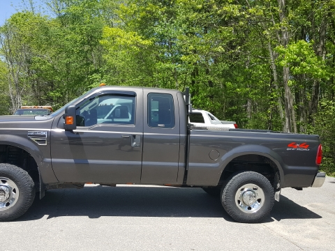 2008 Ford F-250 Super Duty for sale in Hampstead, NH