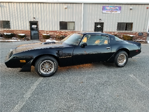1981 Pontiac Trans Am for sale in Hampstead, NH