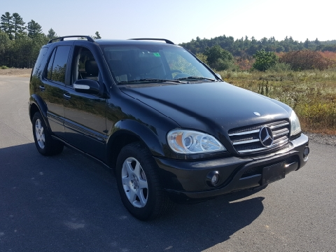 2003 Mercedes-Benz M-Class for sale in Hampstead, NH