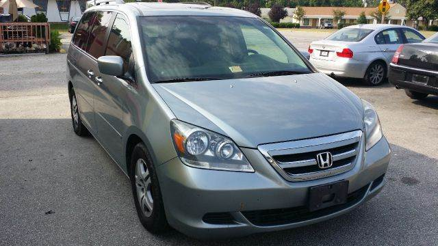 2005 Honda Odyssey for sale in North Chesterfield VA