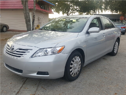 2007 Toyota Camry for sale in Altamonte Springs, FL