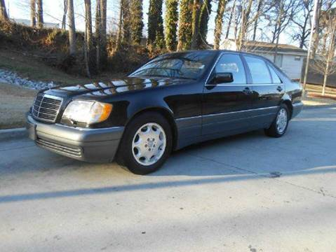 1995 Mercedes-Benz S-Class for sale in Doraville, GA
