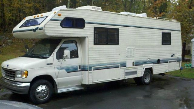 1992 coachman passport 35
